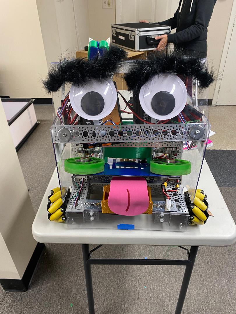 2021 robot